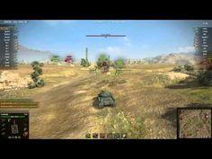 World of Tanks:T 34-1 A Bázis robbantó!