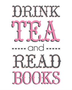 All good Irishmen drink tea and Dads pass on their passion to read books.