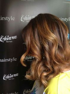 Tecnica #ecaille con #magmacolor by @wellaprofessionals... #chiarahairstyle