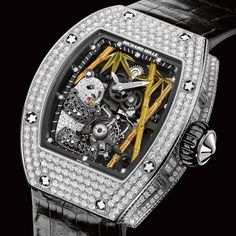 The Watch Quote: The Watch Quote: List Price and tariff for Richard Mille - RM 026 - RG Panda 547.04.91 watch