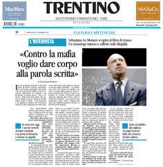 7 dicembre 2011 - Trentino - intervista a Sebastiano Lo Monaco