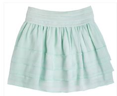 http://store.delias.com/item.do?itemID=58800=450    Mint Tiered Skirt