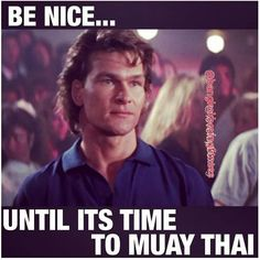 Martial arts and muay thai humor bangkokboxingfitness's photo on Instagram