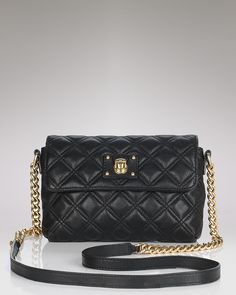 Marc Jacobs Crossbody - Iconic Quilting Single | Bloomingdale's