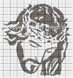 Cross Stitch Heart, Modern Cross Stitch, Cross Stitch Patterns, Crotchet Blanket Patterns, Graph Paper Art, Filet Crochet Charts, Fillet Crochet, Cross Stitch Christmas Ornaments, Crochet Geek