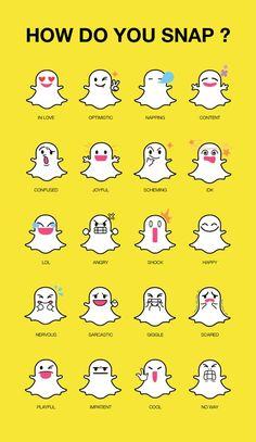 Snapchat:                                                                                                                                                                                 Más