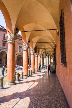 Bologna offers some of the most exquisite architecture there is. Click here to discover all the beautiful locations to explore.