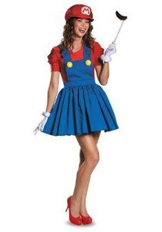 Mujeres Mario falda del traje