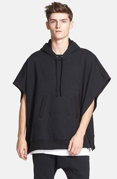 Drifter 'Eyas' Oversize Sleeveless Hoodie available at #Nordstrom