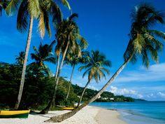 Grand Anse Beach, Grenada, West Indies