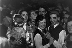 Karneval, Germany, 1937