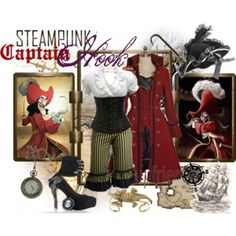 Steampunk: Captain Hook