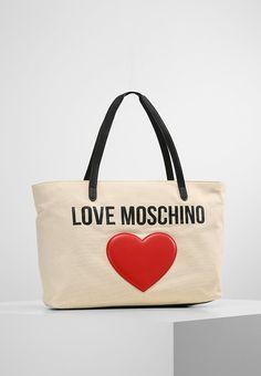 Love Moschino Shopping bag - beige - Zalando.fi