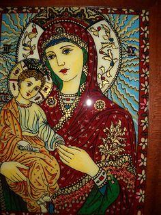 Spiritual Paintings, Madonna And Child, Religious Icons, Catholic, Mona Lisa, Spirituality, Princess Zelda, Artwork, Fictional Characters