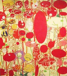 SFMOMA Artists Gallery: Who is ready for Spring?  Mark Ashworth