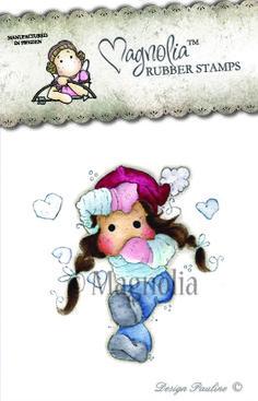 IN THE SNOW HEART TILDA - Winter Wonderland Collection