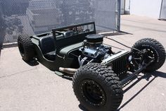 "jeep rat - KillBillet.com ""The Rat Rod Forum Dedicated to fun, low budget, traditional, rusty, patina Rat Rods and Old School Hot Rods built with junk yard parts."""