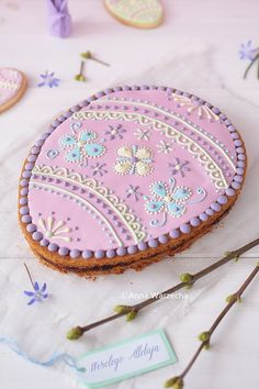 Pina Colada, Cake Decorating, Coin Purse, Easter, Sweets, Cook, Recipes, Cookies, Sweet Pastries