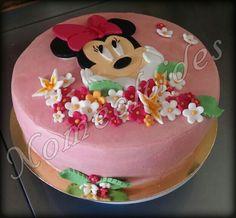 Tarta de Minnie