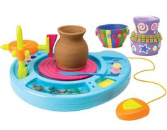 Deluxe Pottery Wheel by Alex - $68.95