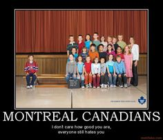 Canadian Humor: Poor Habs Fans. I don't hate you. Not yet.