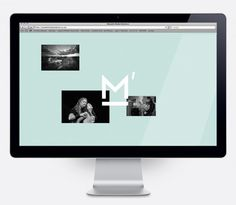 Macbeth Media Relations designed by This Is Studio