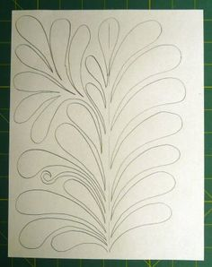 Sue Garman: Feathers Galore!  Good tutorial