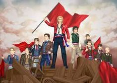 Les Miserables Characters, Fanart, Google Search, Modern, Painting, Trendy Tree, Painting Art, Fan Art, Paintings