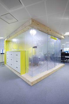 AutoTrader Office Interior Design
