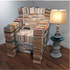 Reading Chair by © James Thurman 2009