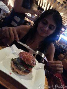 Food Love #Burger Happiness:)