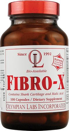 Olympian Labs Fibro-X™ with magnesium and malic acid.