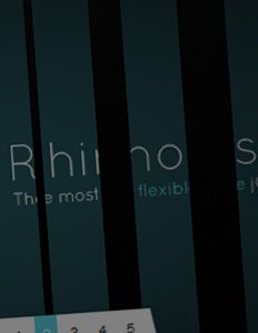 Rhinoslider is a very flexible #jQuery slider plugin that can present any HTML element (text, images, videos, etc.).