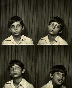 We think the kids in our photobooths look a lot happier then this guy!
