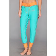 Ward's Boxing Club NYC Superfly Sweat Pant Women's Workout ($67) ❤ liked on Polyvore featuring activewear, activewear pants, yoga sweat pants, yoga activewear, yoga sweatpants, cuffed sweatpants and sweat pants