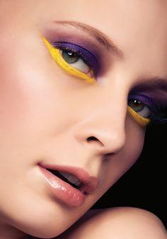 High Fashion Makeup, Edgy Makeup, Love Makeup, Makeup Art, Makeup Looks, Catwalk Makeup, Runway Makeup, Makeup Inspiration, Makeup Inspo