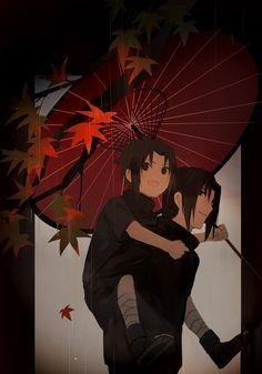 Itachi and Sasuke Uchiha Naruto And Sasuke Wallpaper, Naruto Sasuke Sakura, Naruto Cute, Naruto Funny, Itachi Uchiha, Anime Naruto, Manga Anime, Sasuke Shippuden, Boruto