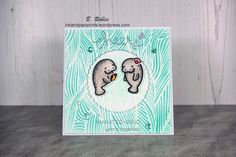 To manatee-rific years together – Ink & Paw Prints