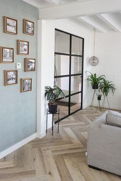 Home - Bebo Vloeren Living Room Colors, Living Room Grey, Living Room Interior, Living Room Designs, Happy New Home, Home Fashion, Room Decor, House Design, House Styles