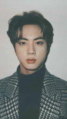 Seokjin, Foto Bts, Kpop, Foto Rap Monster Bts, V And Jin, Die Beatles, Bts Gifs, Bts Polaroid, Jung So Min