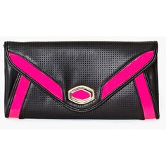 Flash Envelope Clutch ($8.55) ❤ liked on Polyvore
