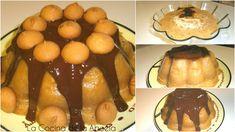 Tarta de galleta y chocolate, pudin, receta en 9 minutos.