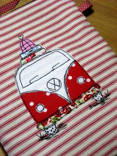 a travel pouch? by chloeandme, via Flickr