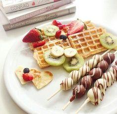 Serve Breakfast <3