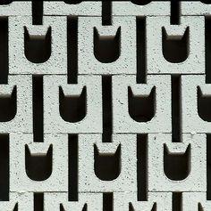 cat brick