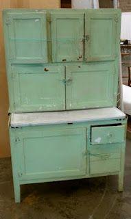 Hoosier cabinet...love it!