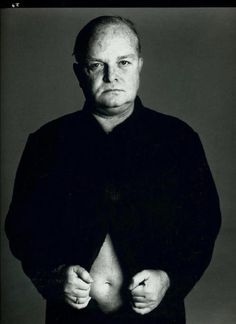 Capote by Avedon