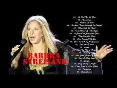Barbra Streisand Greatest Hits || Best Songs of Barbra Streisand