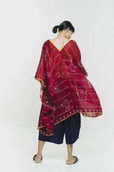 Shibori, Outer Batik, Batik Kebaya, Style Pantry, Batik Fashion, Shape And Form, Good Company, Pyjamas, Kimono Top