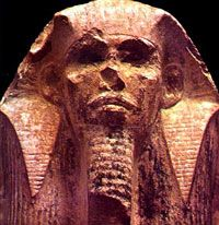 Faraon Djoser (Zoser),dinastia III